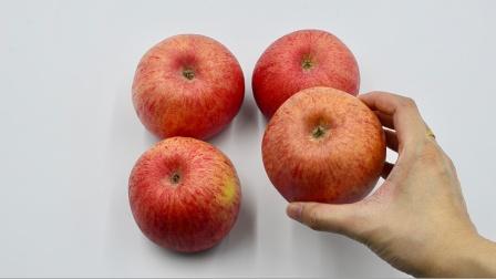 """挑选苹果有诀窍,死记一个""""小机关"""",甜不甜一眼看出,都看看吧"""