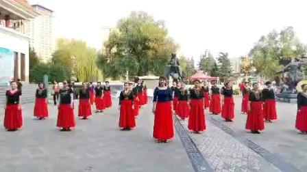 新疆舞学习中