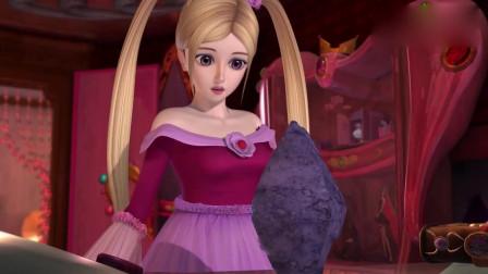 叶罗丽:小女孩领走了荒石,辛灵看到她有黑暗之气,结果却晚了!