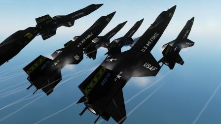"""70架""""超高速""""无人机,围攻国产7万吨航母,结局如何?作战模拟"""