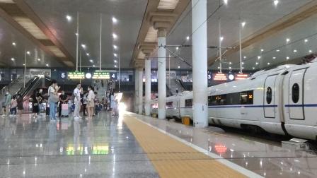 【2020.9】G1251次(大连北~上海虹桥)南京南站4道停车 CR400BF-G-5125