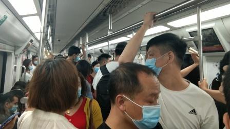 【西安】日常出校门玩坐地铁