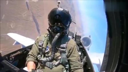 """""""疣猪""""攻击机投弹后,飞行员转身观察确认 !"""