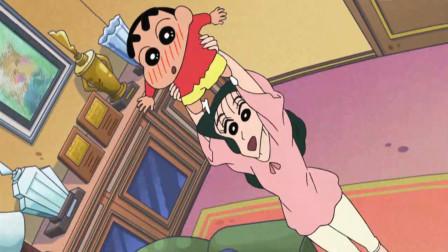 蜡笔小新新番:小新在路上遇到娜娜子姐姐,帮她找父亲的钢笔哦!