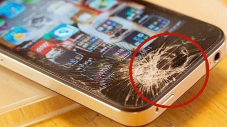 """""""破镜重圆""""不是梦想?日本研发自愈玻璃,网友:不愁手机碎屏!"""