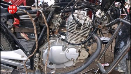 这才是造成摩托车经常烧保险丝的真正原因!教你在家2分钟就修好