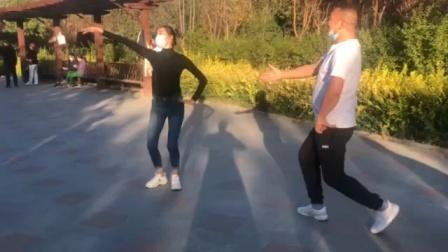 维吾尔族舞蹈—精彩对跳视频2020-9-13