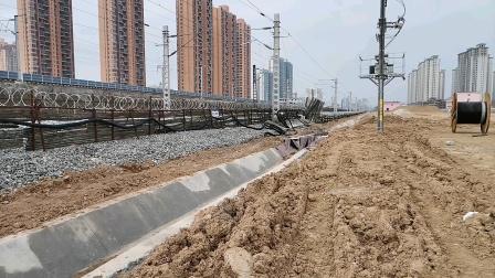 20200305 105721 G2204次列车出汉中站
