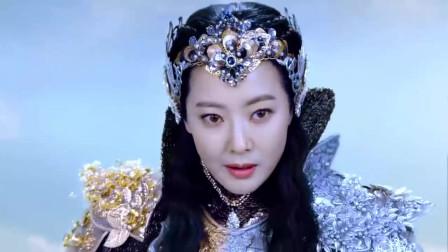 幻城:圣尊冰后联手追杀莲姬,不料她有上古真神护体,绝地反杀