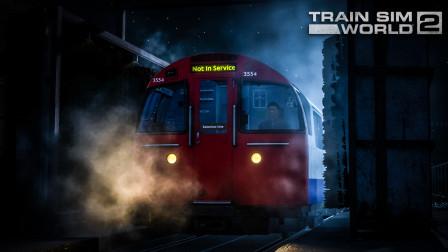TSW2 贝克卢线 #6:结束服务 洗车回库 | 模拟火车世界 2
