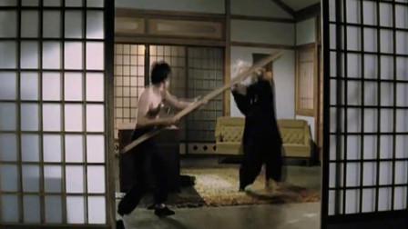 盘点武打巨星打斗名场面,李小龙揍日本武士,甄子丹血拼安志杰