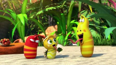 爆笑虫子:小红真命苦,自己女友爱美食,兄弟却是个厨师