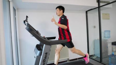 人生中第一个马拉松即将到来,有点小紧张,平时都是这么训练的