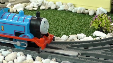 欢迎来到托马斯车站,托马斯为什么还不出发呢?