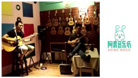 话说这是一首相当Sao气的《千本樱》版本 | 尤克里里吉他合奏