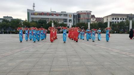 中华折扇 盛世国风