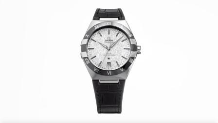 欧米茄星座系列41毫米男士腕表