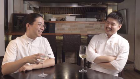美食台 | 一个中国人,一个日本人,一起聊聊做厨师是什么体验