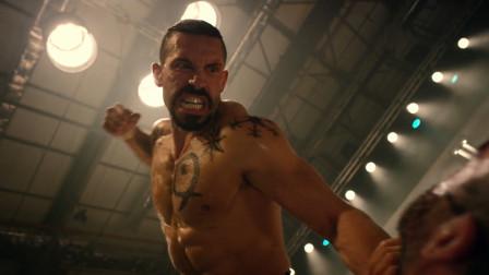 一部让人肾上腺素飙升的欧美格斗动作电影 看了不下20遍!