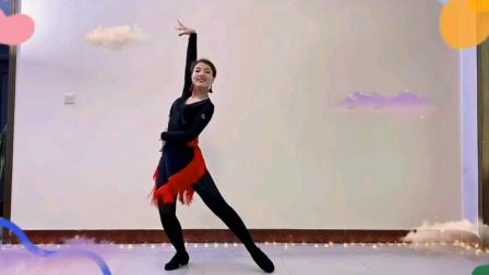 范范老师拉丁舞《想你想你》