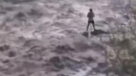 若不是拍下了视频,谁会相信在天灾面前,人类是多么的脆弱
