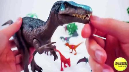 拆恐龙蛋帮小恐龙找妈妈