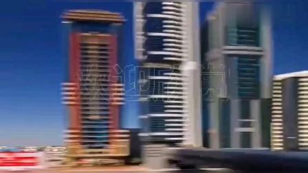 迪拜风景纯音乐(穿越时空的思念)