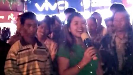 云南山歌 贵州山歌 实拍唱歌就是图开心