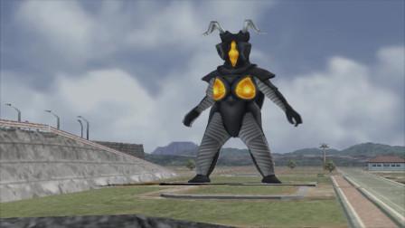 奥特曼格斗进化:杰顿怪兽被人类秘密武器消灭了!