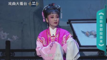 黄梅戏《女驸马》选段-冯素珍要给李公子送银