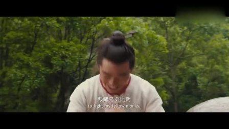 道士下山:王宝强为师父报仇,把师娘和奸夫一起锁在船里淹死