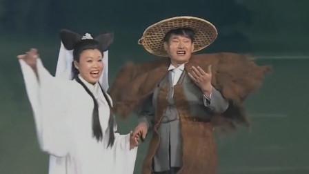 朱之文胆子真大,和草帽姐演唱《渡情》,两人太有夫妻相了