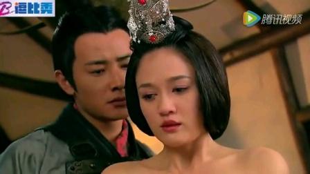 陈乔恩剥光衣服,将自己献给罗晋,要品尝时害怕了