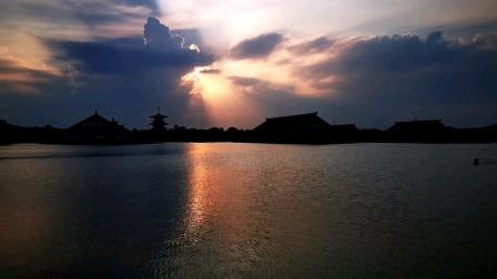 广富林黄昏