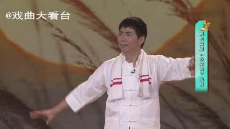 电影演员范明跨界演唱现代京剧《沙家浜》选段,挺有个性风格