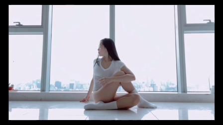 (瑜伽)韩国小姐姐唯美瑜伽