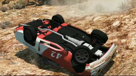 车祸模拟器119 赛车手应聘俱乐部 赛场试个车怎么就倒闭了