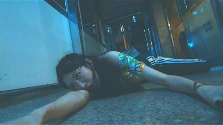 女孩手机突然没电了,立马就出现胸闷气短的现象,接着直接倒在地上不省人事!