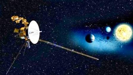 """飞了177亿公里,马上冲出太阳系的""""旅行者"""",传回图片!"""
