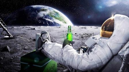 在月球上睡一晚,地球上会过去多长时间呢?结果和想象的不太一样