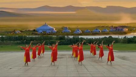 《传说》编舞:応子  廖弟    视频制作:含羞草