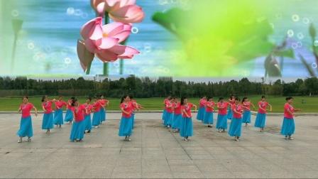 《泛水荷塘》编舞:芳华岁月萃萃  视频制作:含羞草