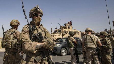 美军强吗?不,美国警察的战斗力更强!又一名美军士兵倒在脚下
