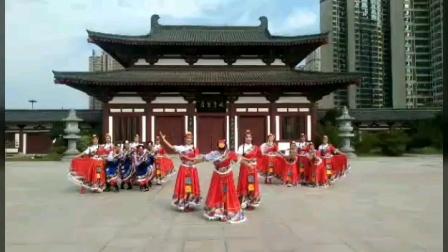 洛阳有缘共舞艺术团民族舞《卓玛泉》