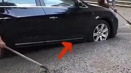 看完你还敢乱停车吗?