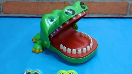 益智育儿幼教宝宝:好多鳄鱼