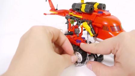 拼装玩具飞机