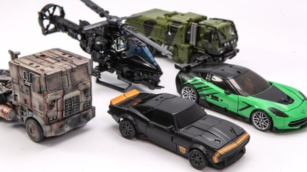 变形金刚电影4大黄蜂漂移擎天柱主要十字线猎犬汽车直升机机器人玩具