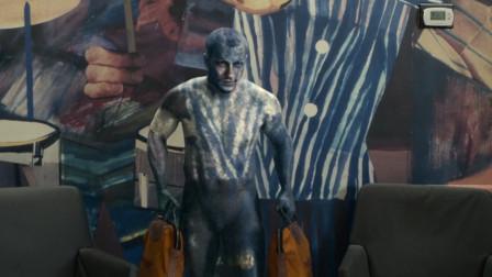 为了捕捉超能力罪犯,警官吃下超能药丸,获得五分钟的超能力