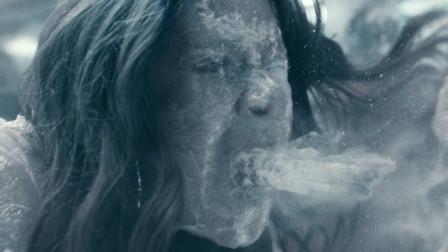 男子研究出超能力药丸,让美女吃下查看成果,结果她被冻成冰雕